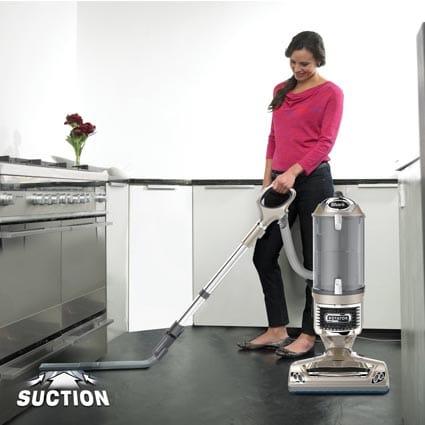 shark pro complete hardwood vacuum