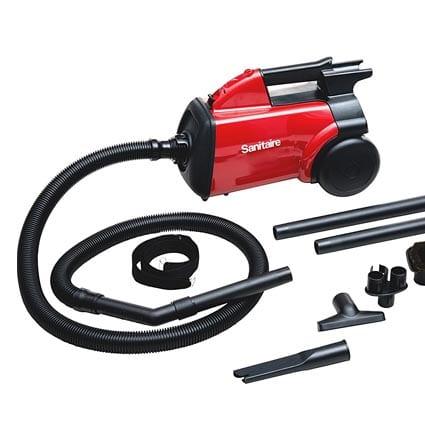 Electrolux Sanitaire Commercial laminate Vacuum