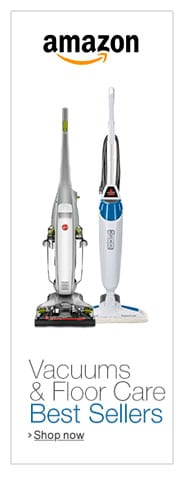 shop for vacuums & cleaning