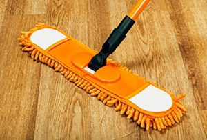 Hardwood Floor Dust Broom
