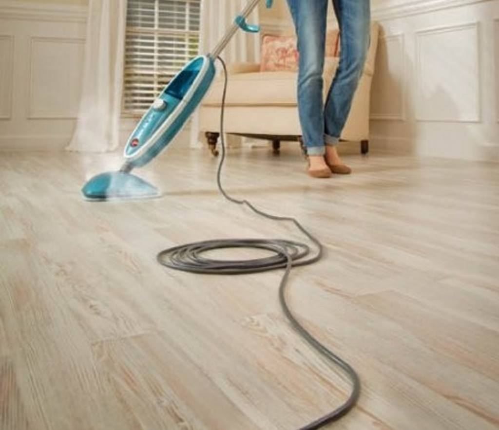 The Best Hardwood Floor Steamer