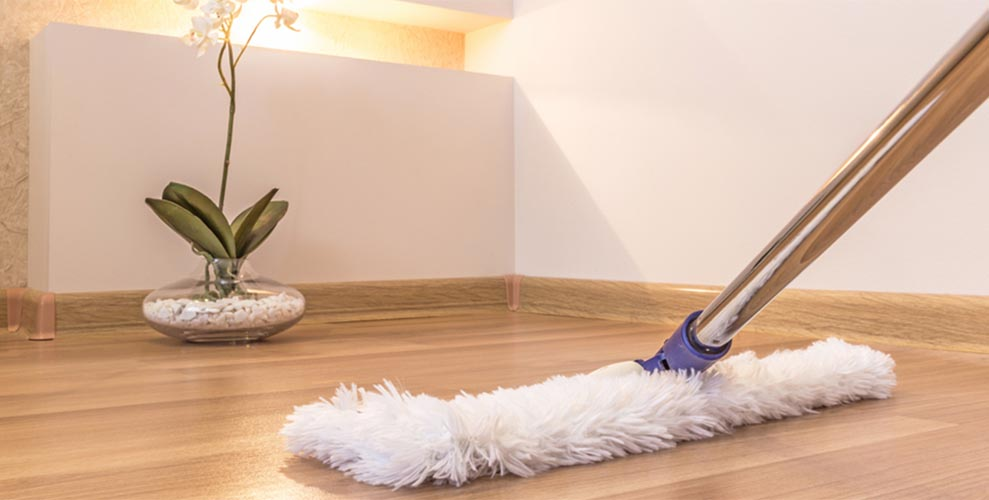 microfiber hardwood flooring broom
