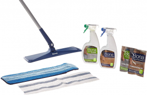 Bona Multi-Surface Floor Care Kit Health Personal Care