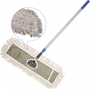JINCLEAN 24 Industrial Class Cotton Floor Mop Dry to Attract dirt, dust Or Hardwood Floor [...]