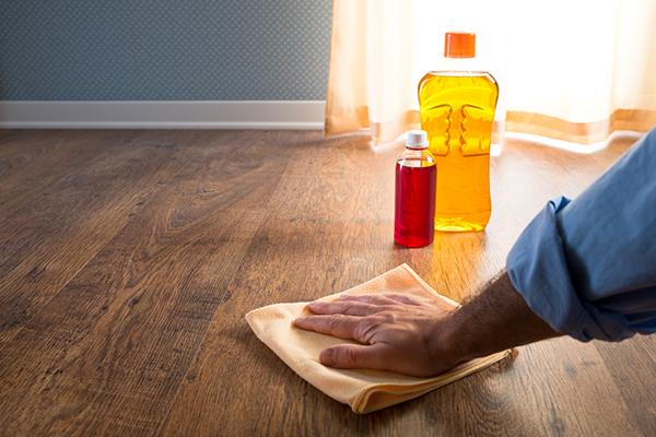 wood floor cleaners